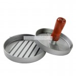Non-stick Coating Aluminium Handmade Burger Maker Burger Partties Press Hamburger Press