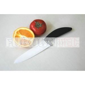 F7 Anti slip handle ceramic knife