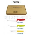 FGS301 Ceramic knife gift set