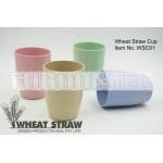 Wheat straw cup WSC01