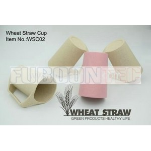 Wheat straw cup WSC02
