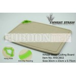 Wheat straw cutting board WSCB02