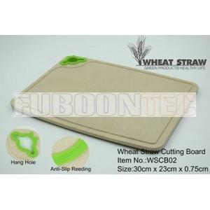 Wheat straw cutting board WSCB02