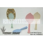 Wheat straw meal spoon WSMS01
